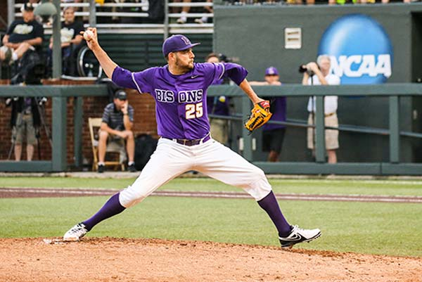 Lipscomb baseball takes loss to Vandy in NCAA Regional opener