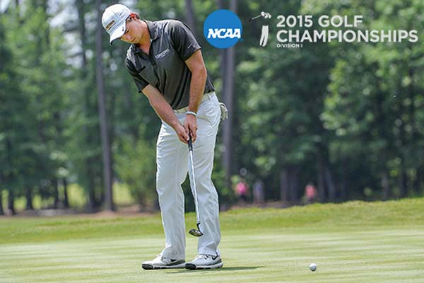 Dawson Armstrong has impressive showing in NCAA Regionals