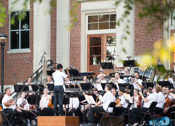 Symphony Under The Stars photo gallery