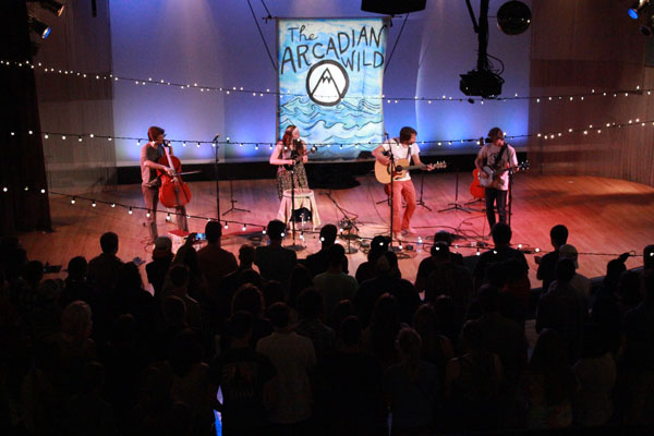 Arcadian Wild releases new album after successful Kickstarter campaign