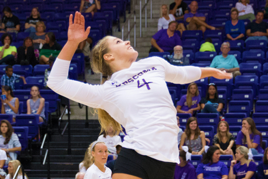 Lipscomb volleyball defeats Pepperdine 3-1