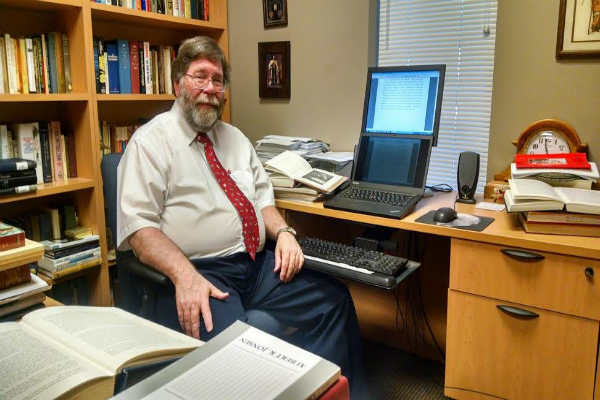 Lipscomb history professor nears completion of historically revolutionary book