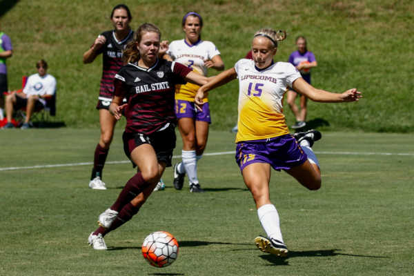 Lipscomb women's soccer falls to Mississippi State 2-0