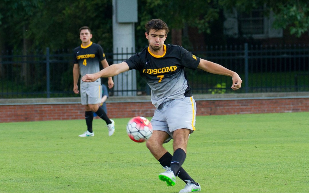 Men's soccer swept by North Florida 3-0