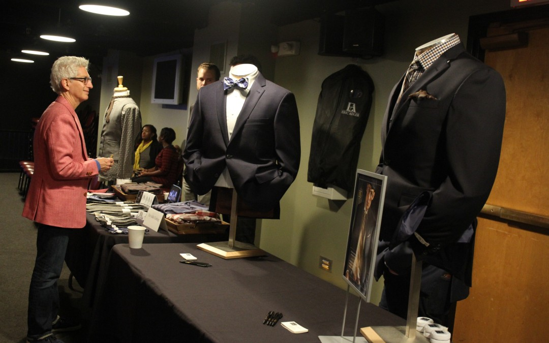 Second annual Professional Men's Event focuses on 'The Art of Being a Gentleman'