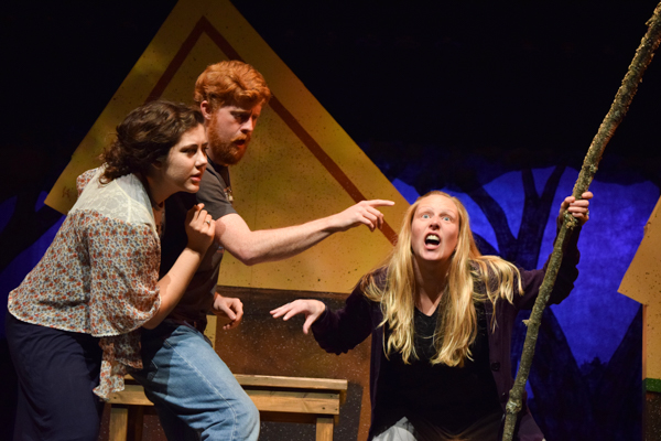 Lipscomb theatre brings community 'Into the Woods' for fall musical