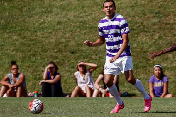 Men's soccer defeats Jacksonville 3-2 in A-Sun conference game