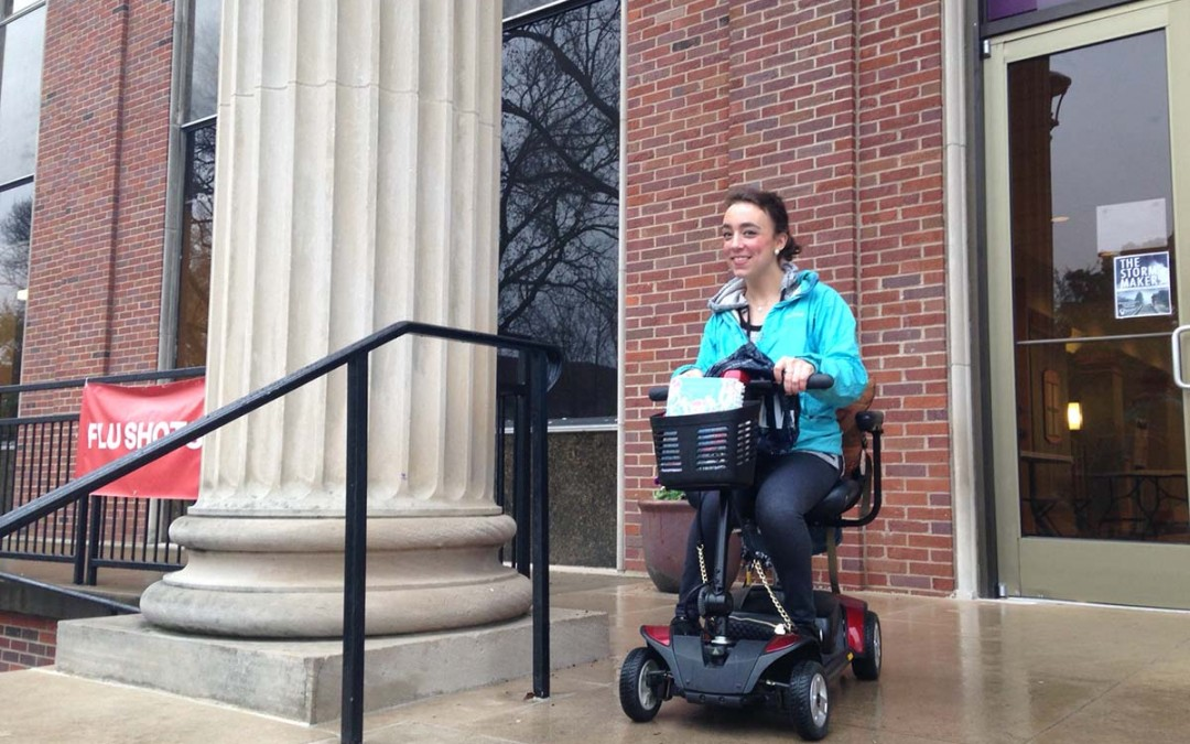 Lipscomb excels as an accessible campus