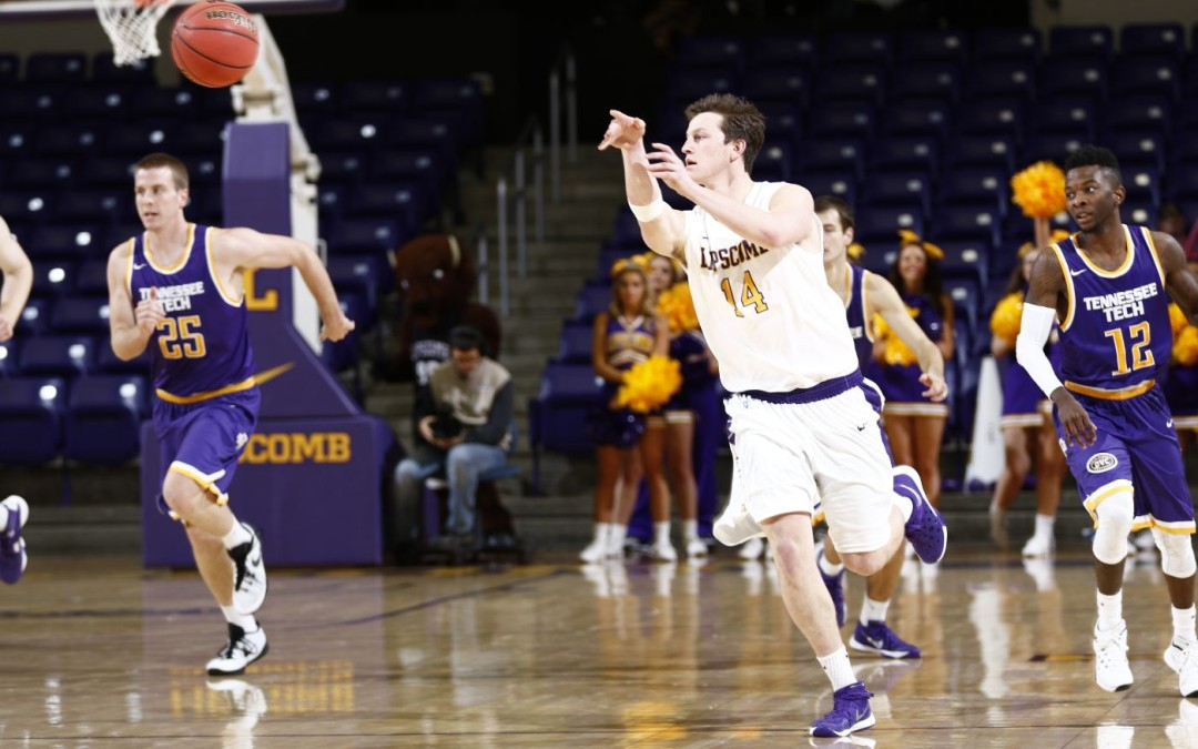 Men's hoops ousted by Tennessee Tech