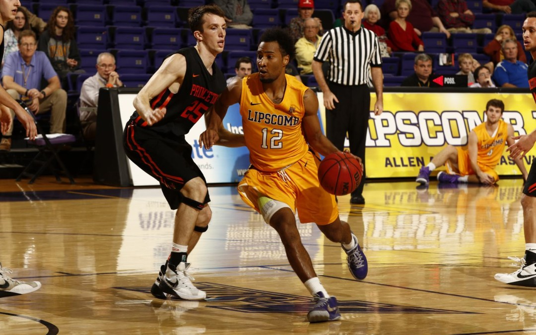 Princeton defeats Lipscomb men's basketball 78-64