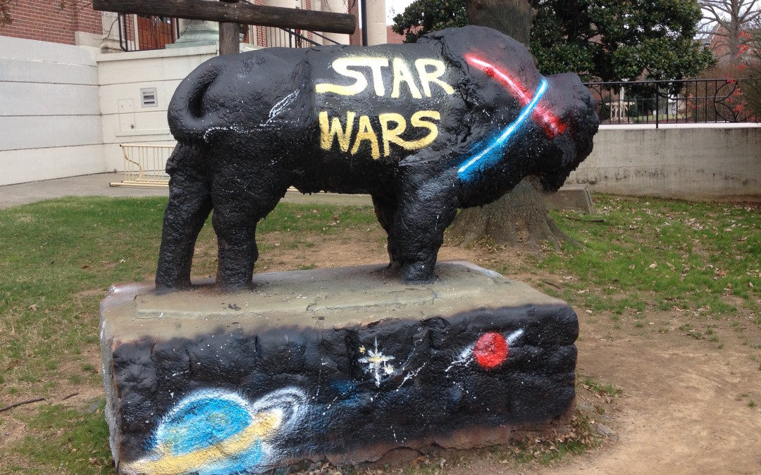 Lipscomb students get excited for 'Star Wars: The Force Awakens'