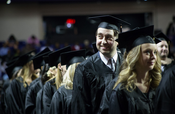 December Commencement Ceremony photo gallery