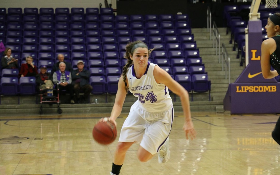 Women's hoops takes loss to Stetson
