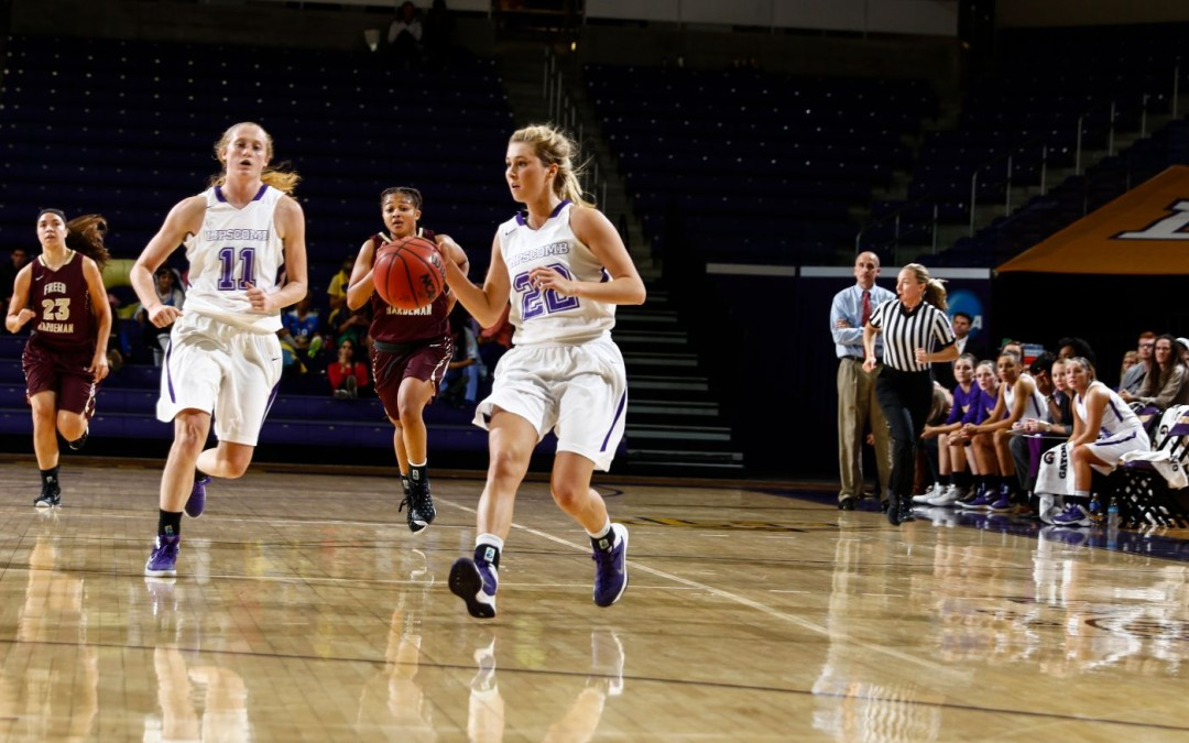 Lady Bisons fall to USC Upstate