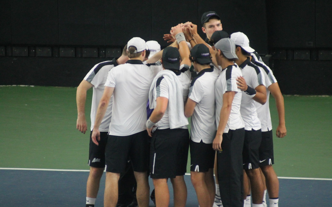 Men's tennis opens spring season with loss to Vandy