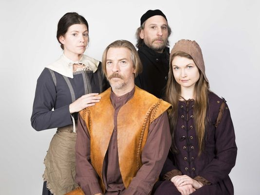 'The Crucible' talk-back session relates Salem trials to America today