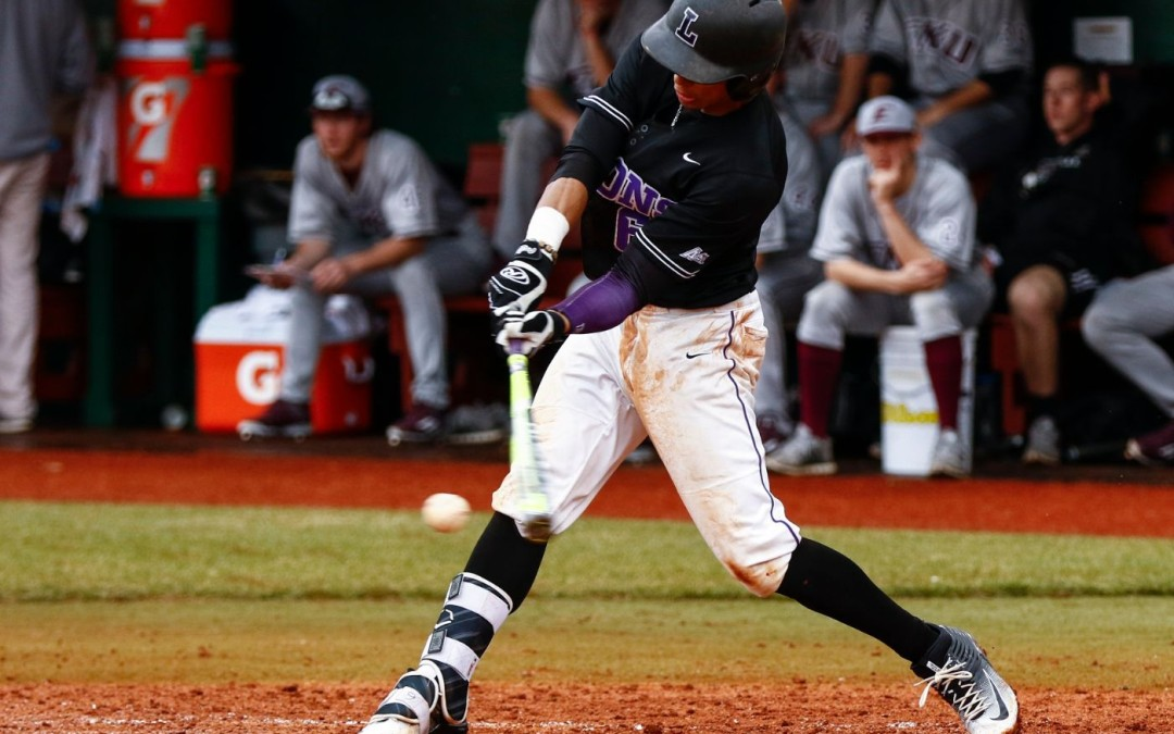 Lipscomb baseball sweeps Mississippi Valley State