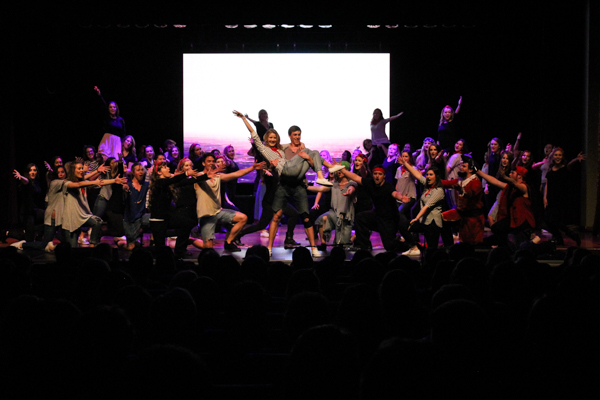 'Liberty' group wins theme category in 53rd annual Singarama