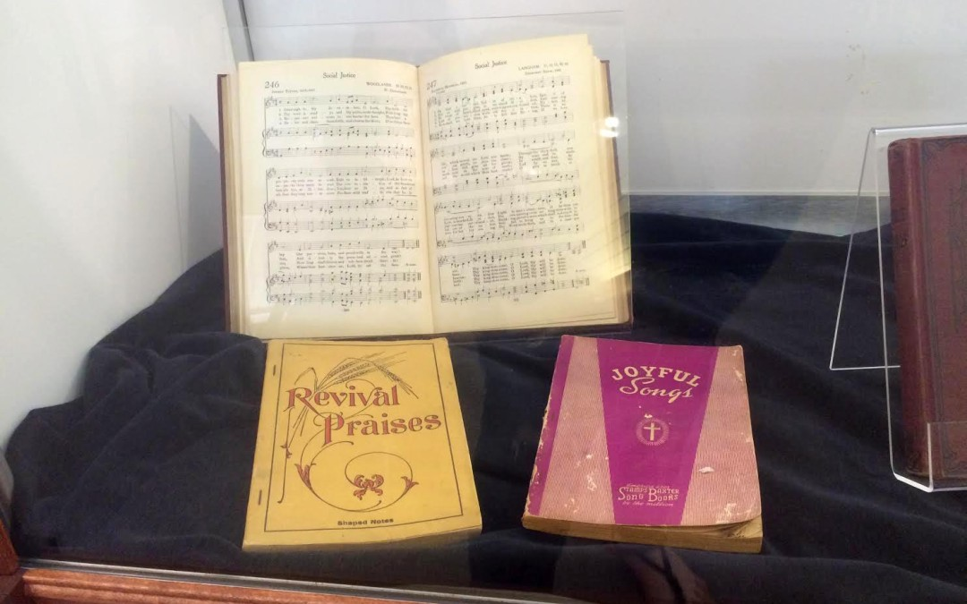 Beaman Library welcomes 323 hymnals to Bailey Hymnal Collection