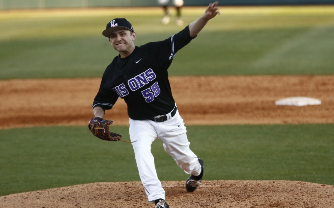 Lipscomb baseball takes down Tennessee-Martin