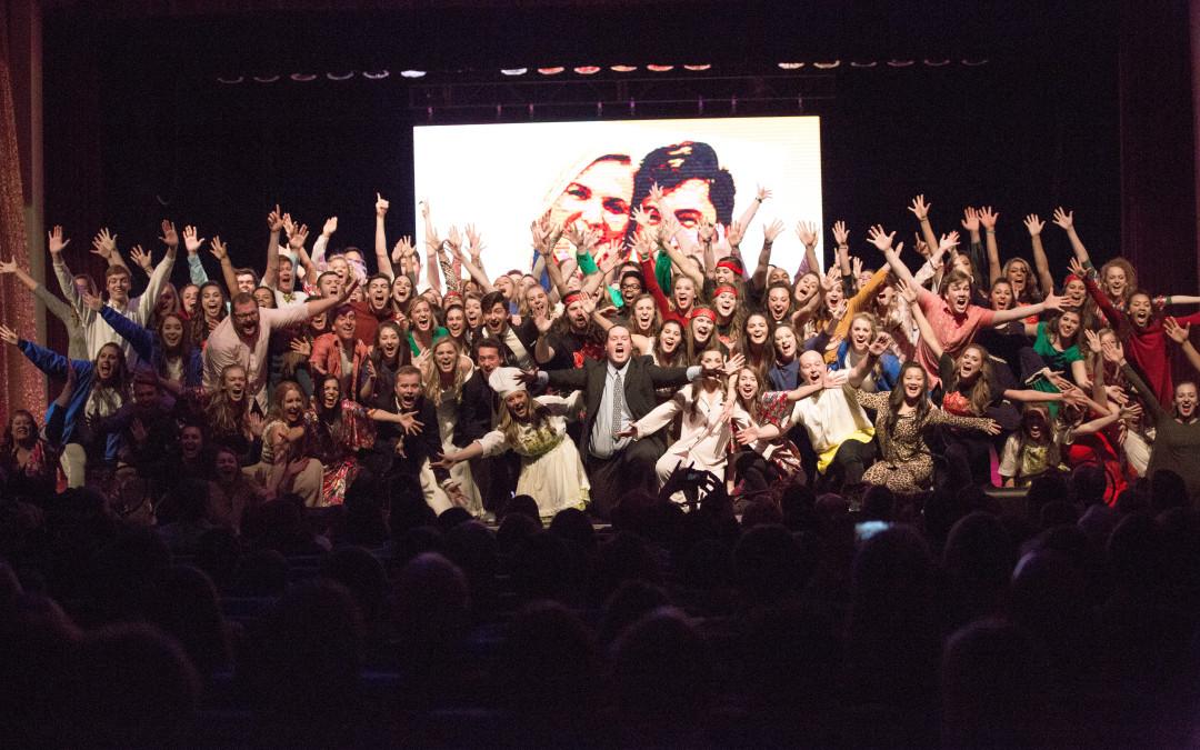 'The Best Day of Your Life' celebrates winning 2016 Singarama Sweepstakes Award