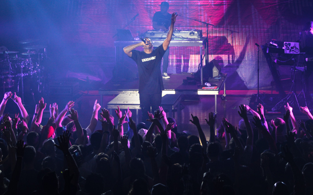 Lecrae's Higher Learning tour photo gallery
