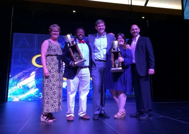 Sigma Omega Sigma, Delta Omega win big at Greek Life Awards