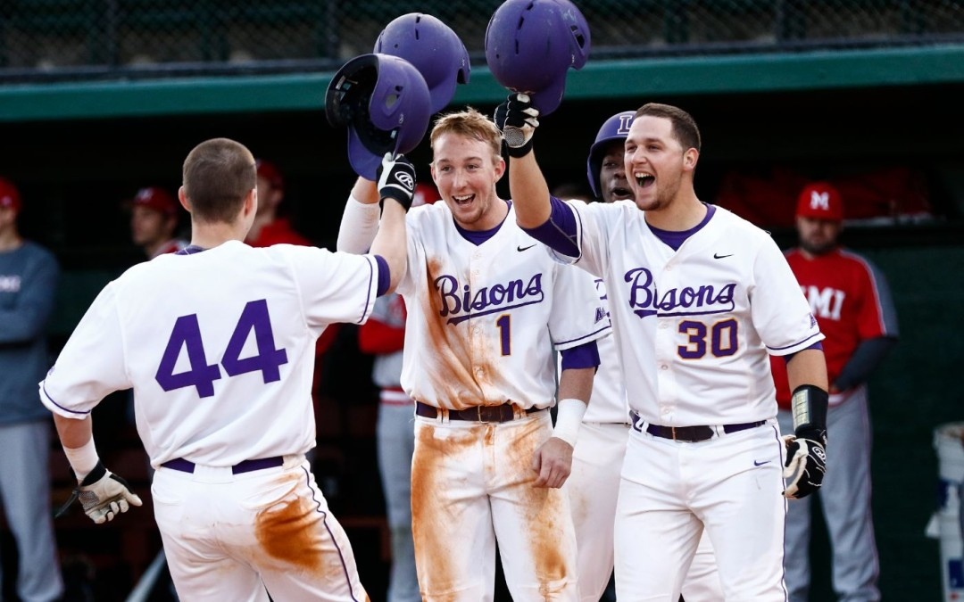 Lipscomb baseball sweeps NJIT in first-ever series matchup