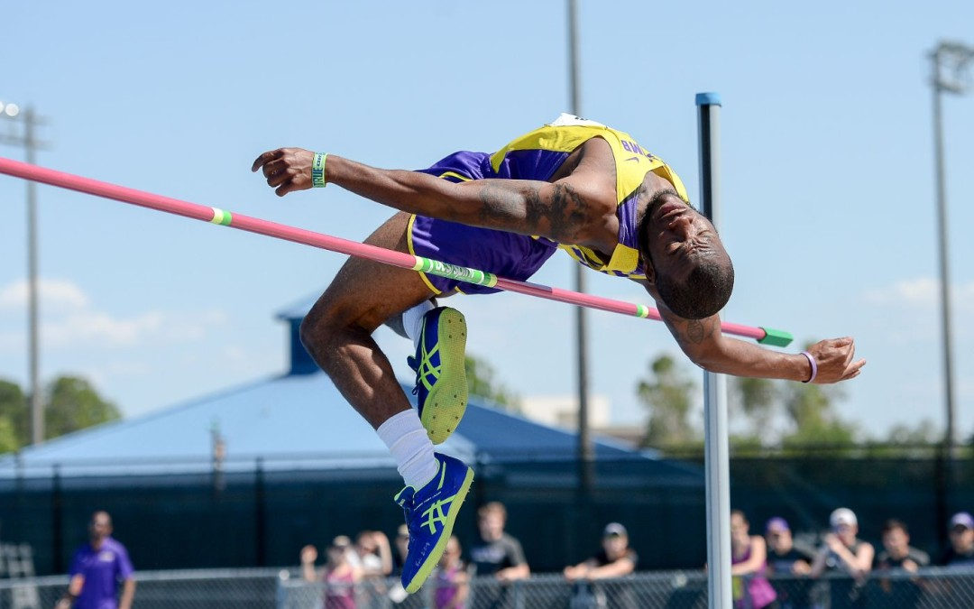 Five Track and Field athletes head to East Region Preliminaries