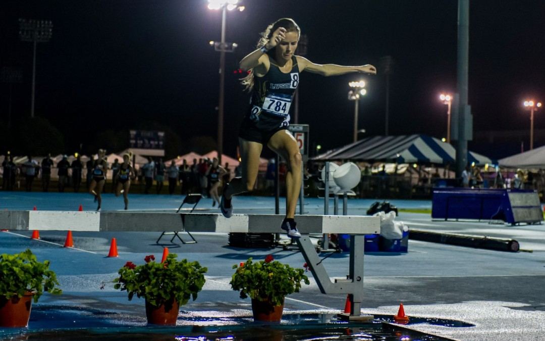Talbert qualifies for fourth straight National Championship