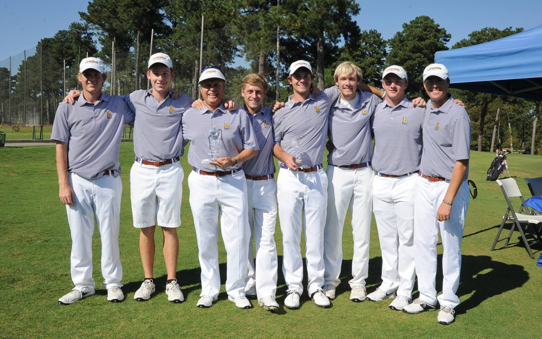 Men's golf secures at-large bid to NCAA tournament