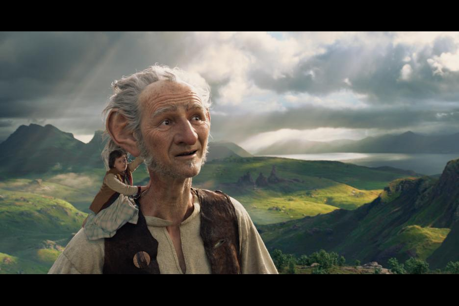 'The BFG' is soporific family-friendly fantasy