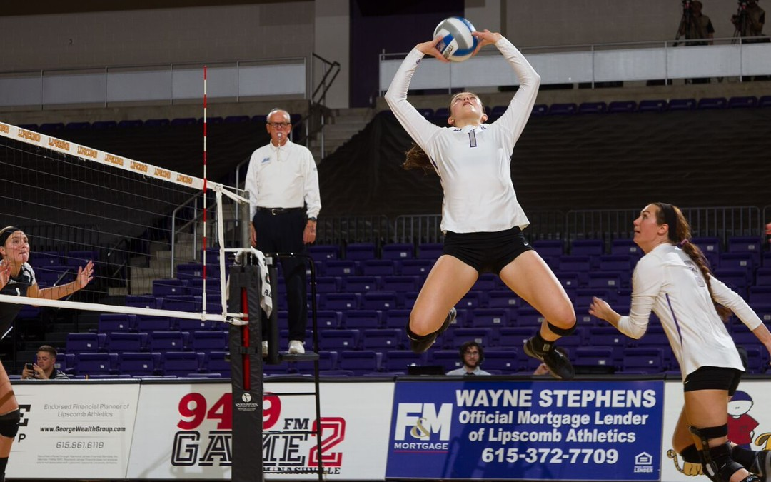 Ostrom begins training for U.S. Collegiate National Volleyball Team