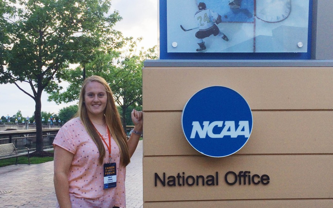 NCAA offers Kelly Young guidance after historic career