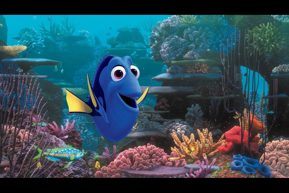 'Finding Dory' is a great catch