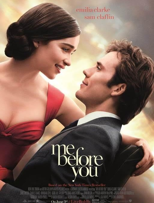 'Me Before You' is romantic movie event of 2016