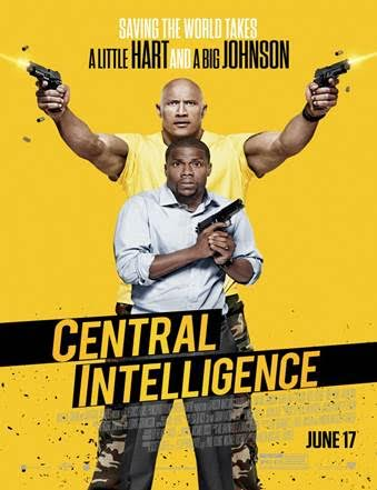 'Central Intelligence'has a lot of Hart
