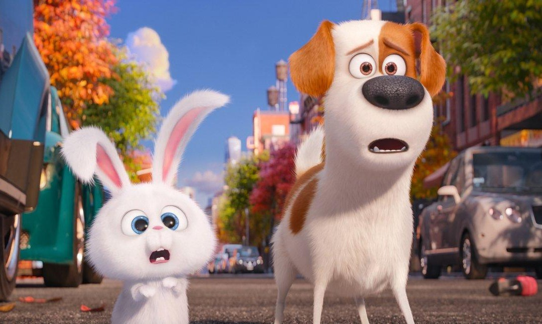 'The Secret Life of Pets' is tail-wagging good time