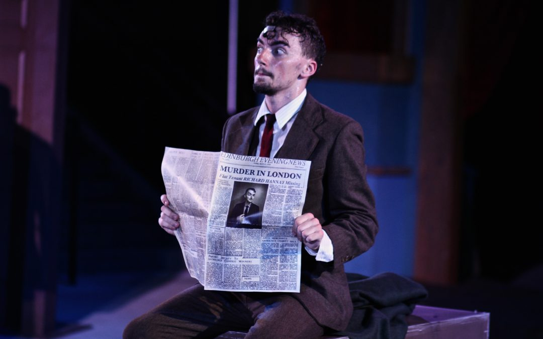 'The 39 Steps' photo gallery