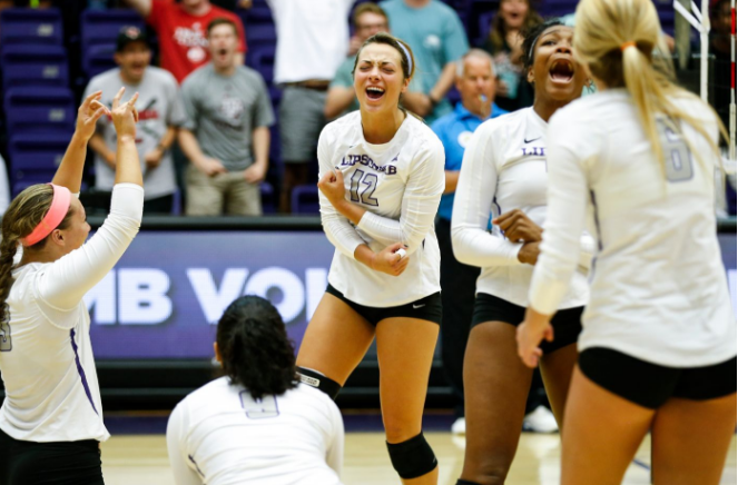 Lipscomb volleyball falls to Kennesaw State