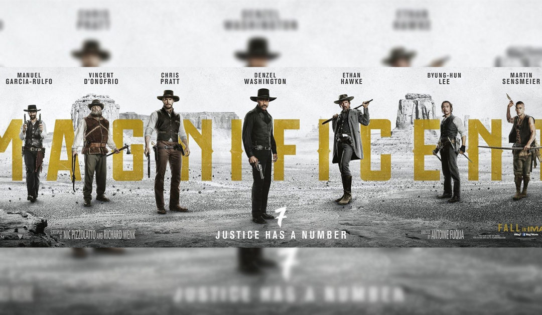 'The Magnificent 7' delivers action-packed western story