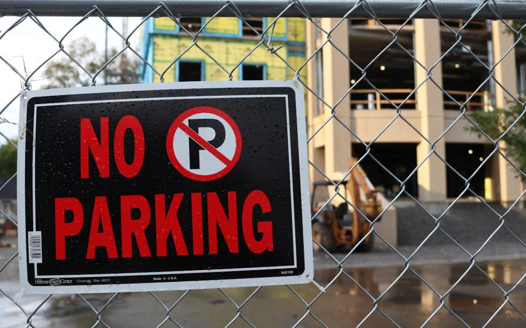 BREAKING: New parking structure at engineering building will add 300 spots