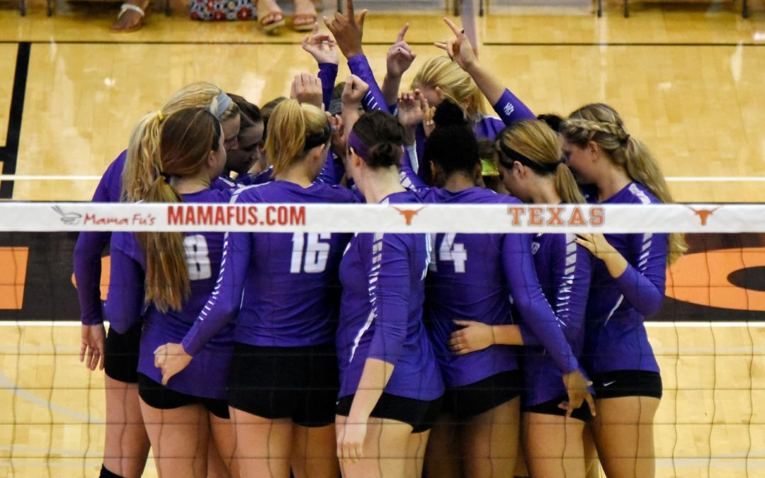 Volleyball cruises past conference foe Stetson