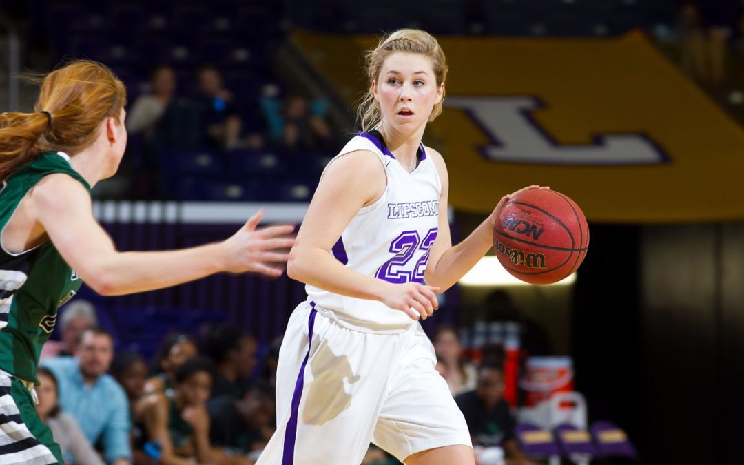 Lady Bisons fall to Lady Lions in first exhibition game