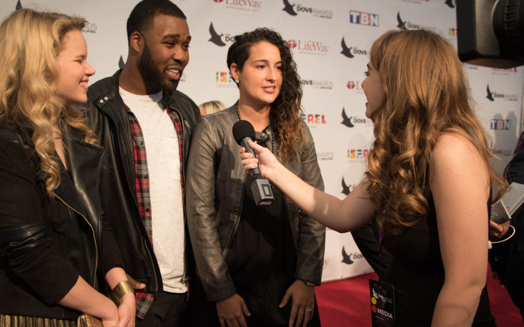 Red carpet at 47th annual Dove Awards photo gallery