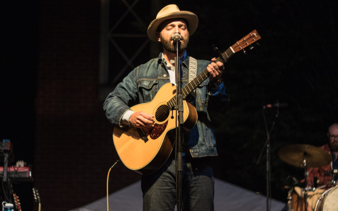 Lipscomb SGA hosts Drew Holcomb and friends for fall concert