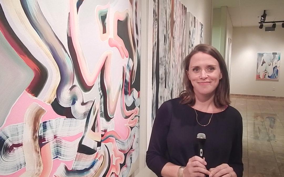 John C. Hutcheson Art Gallery features artist Karen Speaker