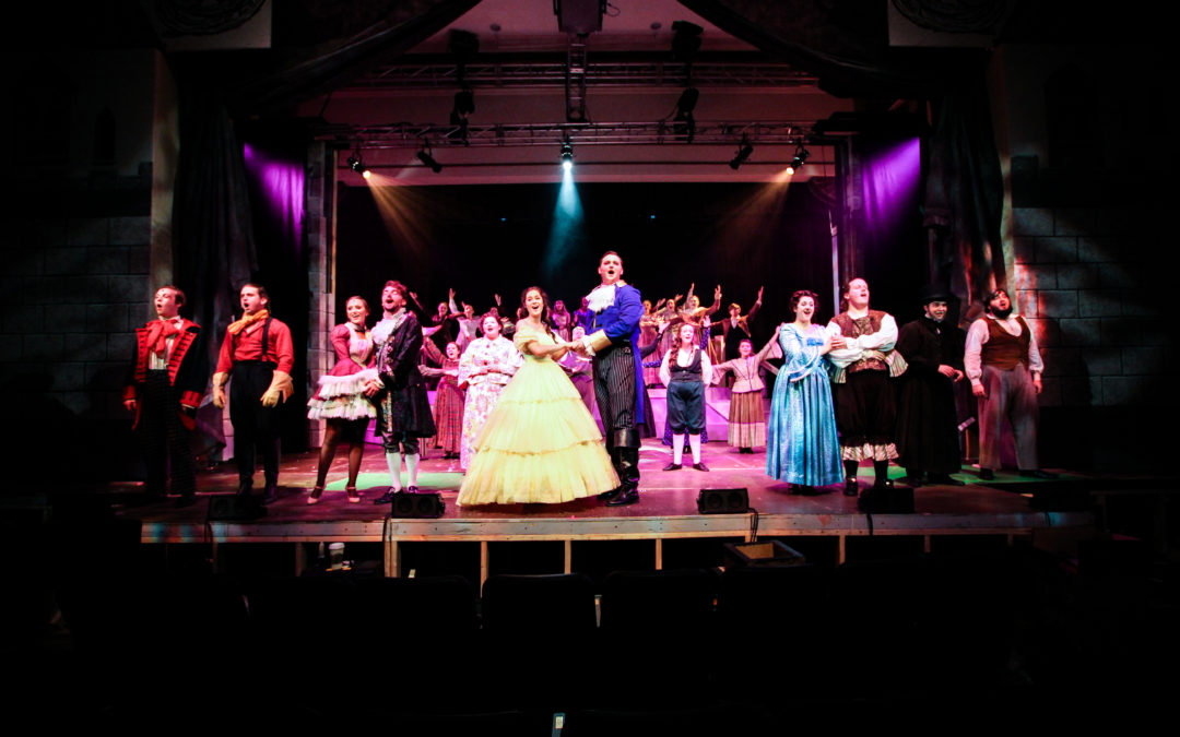Be our guest for Lipscomb theatre's Beauty and the Beast