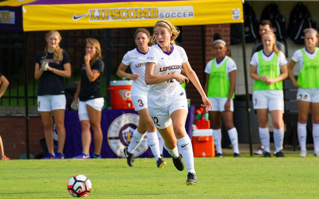 Women's soccer loses first conference game to Stetson at home