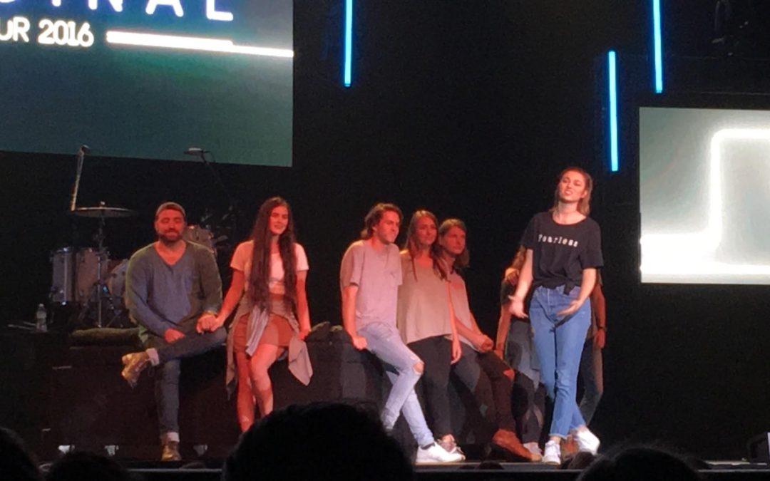 Sadie Robertson's 'Live Original' tour returns to Lipscomb